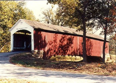Sim Smith Covered Bridge
