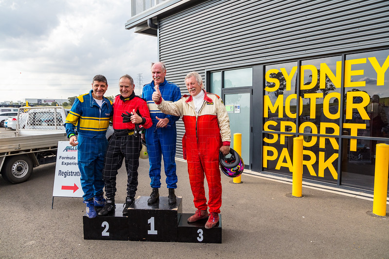 Formula Ford Experience