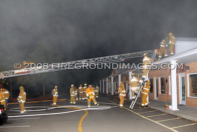 Liberty Square Fire (Orange, CT) 9/27/07