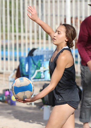 2019 beach volleyball salpointe chandler prep
