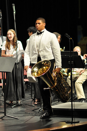 Mt. Hebron Band May 2010