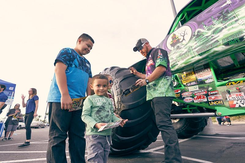 Grossmont Center Monster Jam Truck 2019 73.jpg