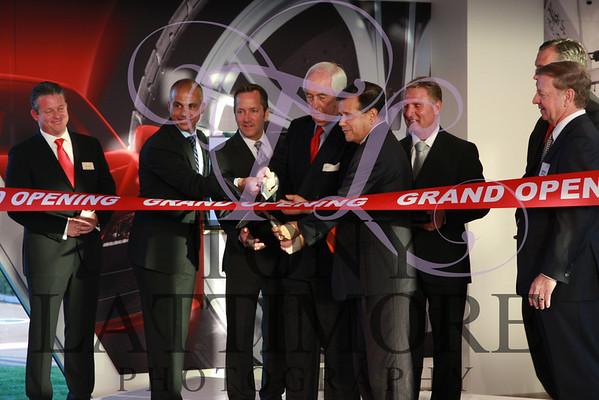 2012 Commonwealth Audi Event