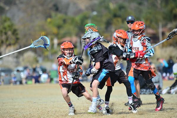 Booth Lacrosse 2022 vs MN Chill U13, 1-2-16