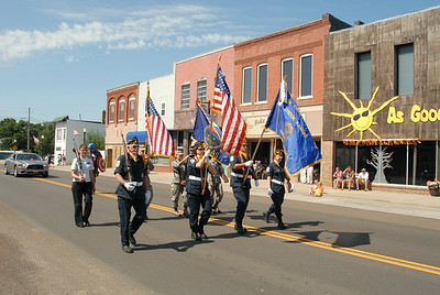 Lyndon Fourth of July Parade, 2014