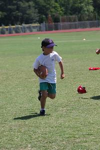 Darlington JR Football Camp 2008