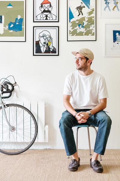 Marc Asseily - Arpenteur Lyon for Monocle magazine