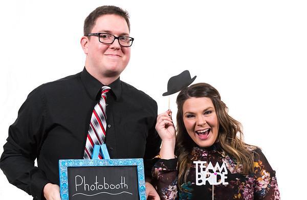 Laura & Andrew's Photobooth
