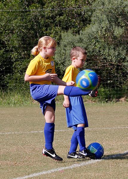 Ponte Vedra Rec Soccer 2013