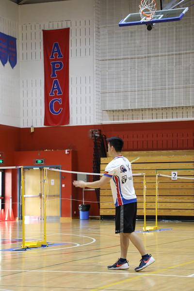 Heart 2 Heart x Shanghai Quips Badminton Tournament