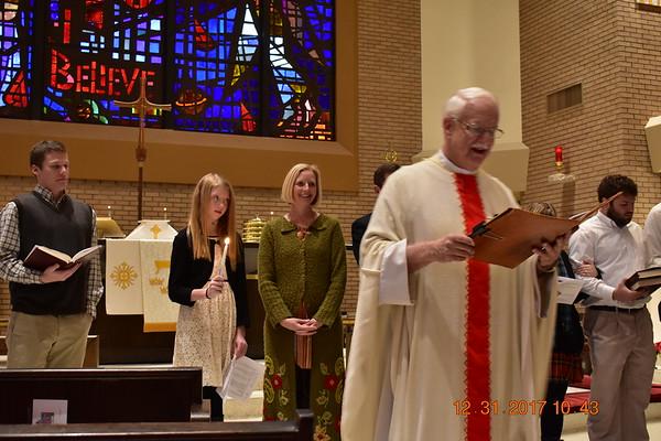 Holden's Baptism