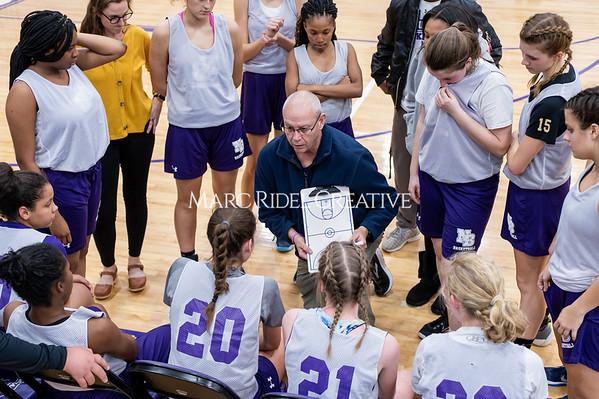 Broughton girls basketball vs Wake Forest. November 14, 2019. D4S_0280