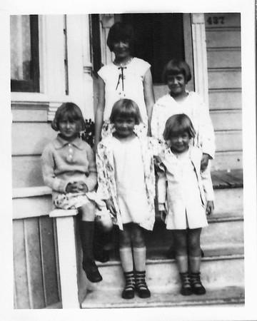 Bright Family History