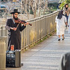 Street Fiddler, Jerusalem