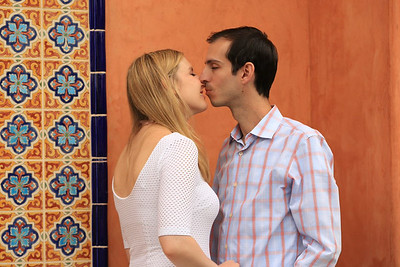 Adam and Sandy's Engagement Shoot