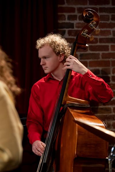 Ethan Ostrow Quartet Backroom December 28,2018