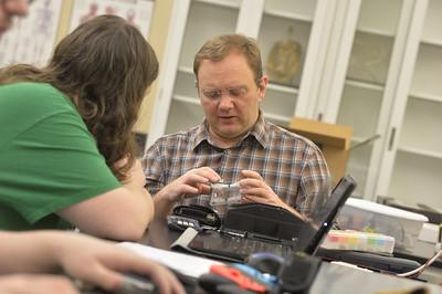 Inventors Lab 3-D Printing