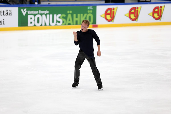 Alexander Majorov SWE