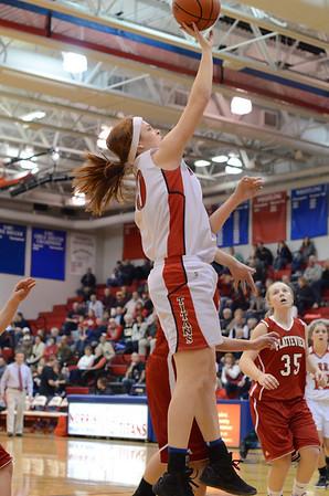 Varsity Girls Basketball vs Platteview