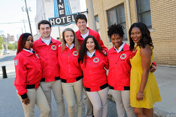 Team Photos - City Year Memphis 2017