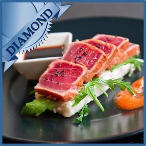 97106 Informal lunch or dinner Diamond