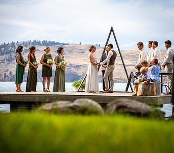 Trav and Laura's Wedding