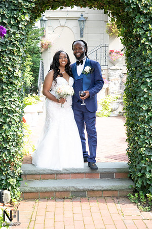 Melissa & Richard Wedding