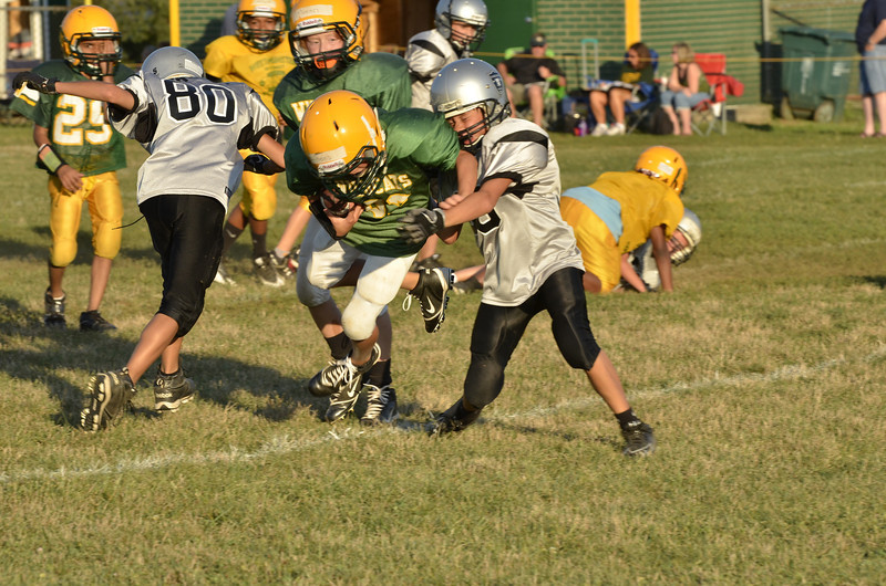 Wildcats vs Raiders Scrimmage 175.JPG
