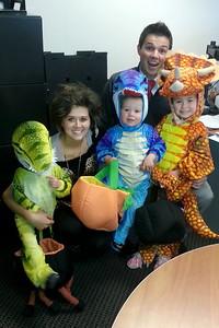 Halloween at Keller Williams