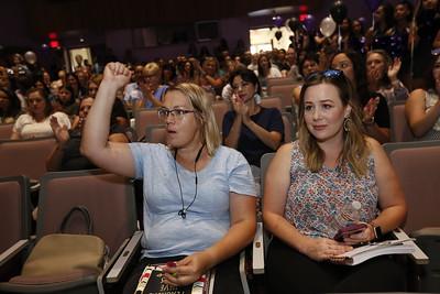 EPISD Teachers Return to the Classroom