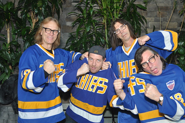 Hanson Brothers@ Hollywood Palms~1.25.14