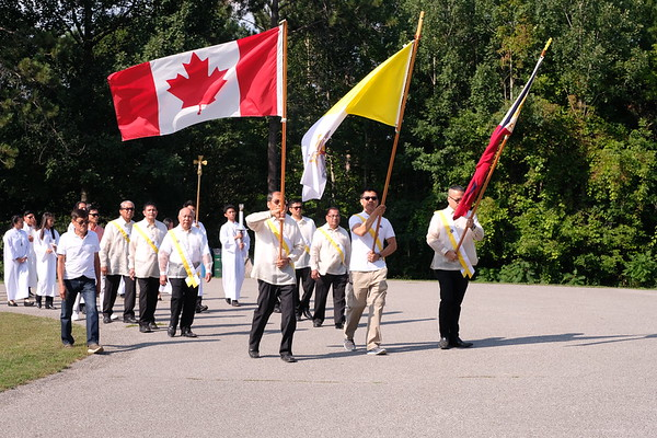 39th Annual Filipino Midland Martyrs' Shrine Pilgrimage