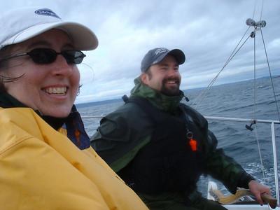 2007.11.03 Puget Sound sailing