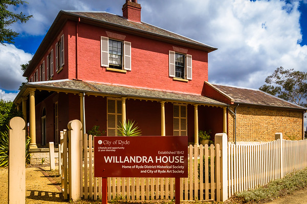 Ryde : Willandra
