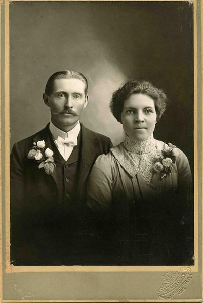 Edwin and Nellie (Allen) Herdrich