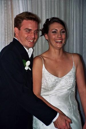 Chris and Kym Brandon's Wedding
