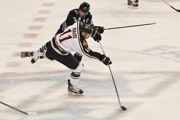 2/9/14- St. Charles Chill vs Quad City Mallards