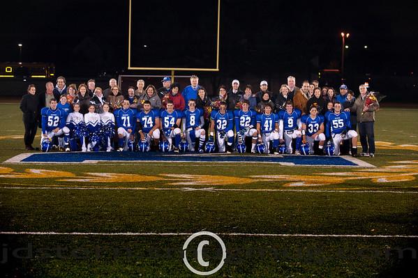 Millburn High School Football 2010
