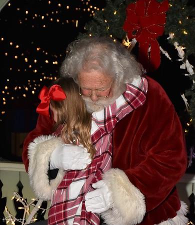 City of Clarkesville Georgia Santa 2020