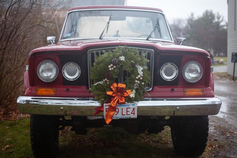 SPL Farm Newbury, 2020 Christmas Tree Santas Giveaway