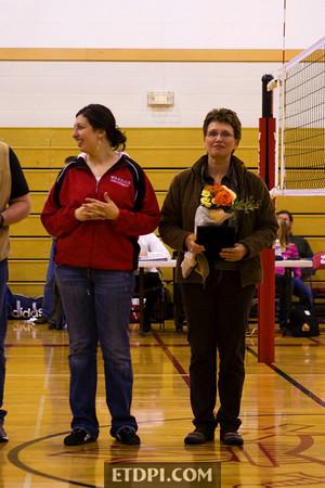 2009.10.26 - vs Vashon (Varsity)