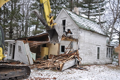 2016 - November Cottage Demo