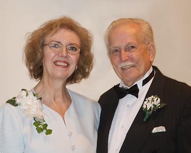 Donna and Steve Bajtosh 25th Wedding Anniversary