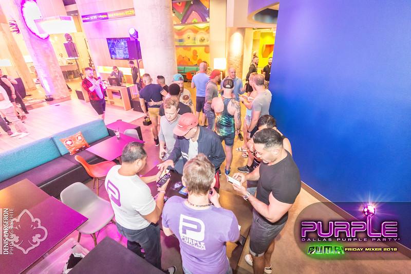PUMP!   Friday Mixer 2019