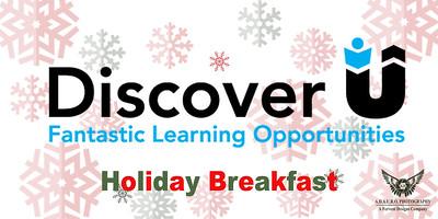 Discover U FLO Holiday BKFST 2018