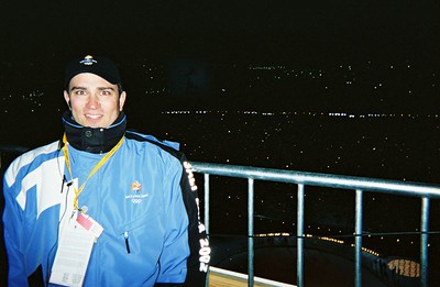 SLC 2002 Olympic Winter Games - February 2002