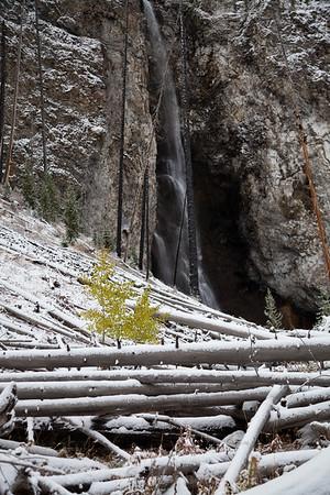 Yellowstone Fairy Falls