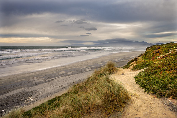 Ocean Beach Sunset #9