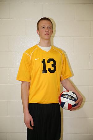 2013 Centerville High School Boys Volleyball