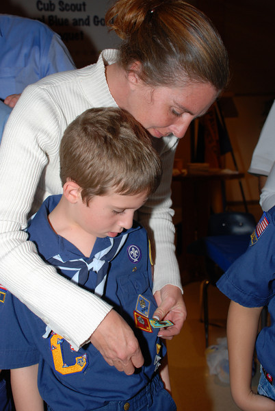 Cub Scouts Blue & Gold 2008
